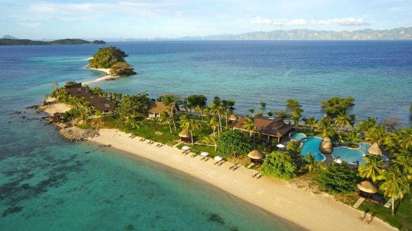 Coron Island in Philippines