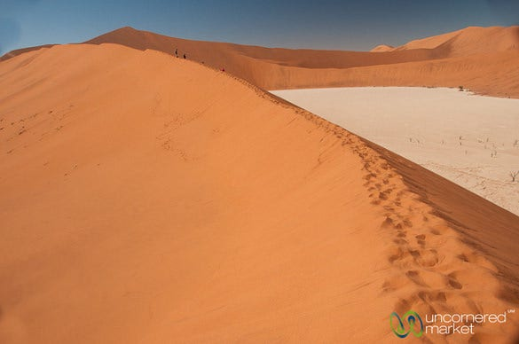 Namib Desert – Namibia
