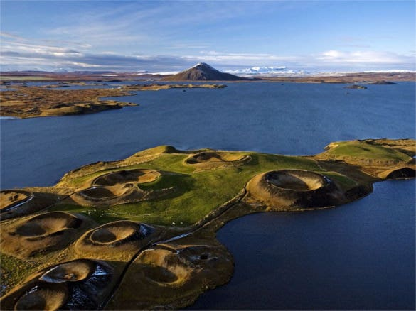 Lake Mývatn - Iceland