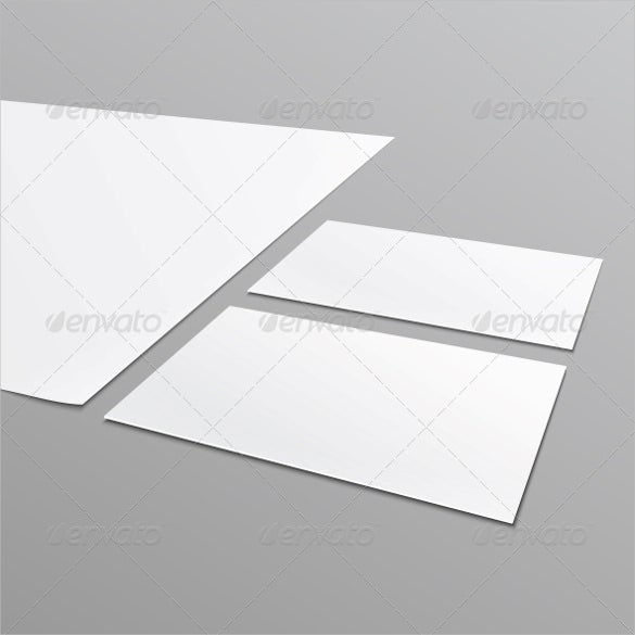 Blank Business Card Template - Business Card Template : Free u0026 Premium ...