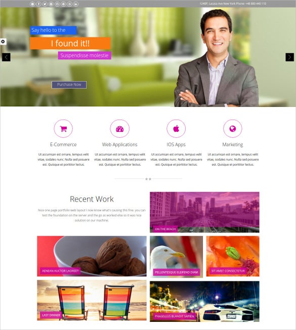 multi purpose drupal hosting theme