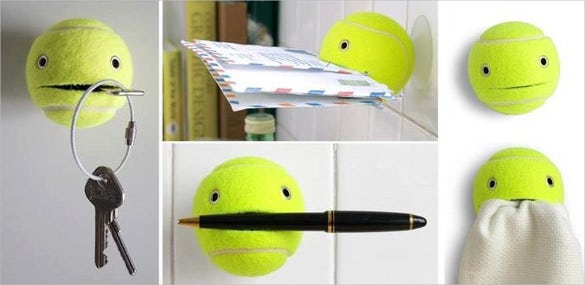 ball shaped key holders