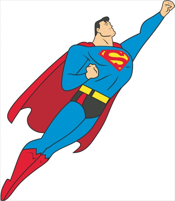 superhero clipart free download - photo #15