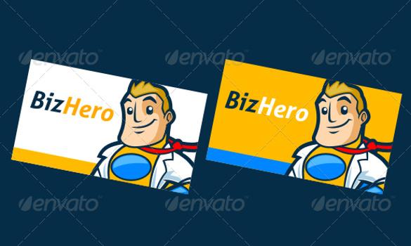 logo of superhero template download