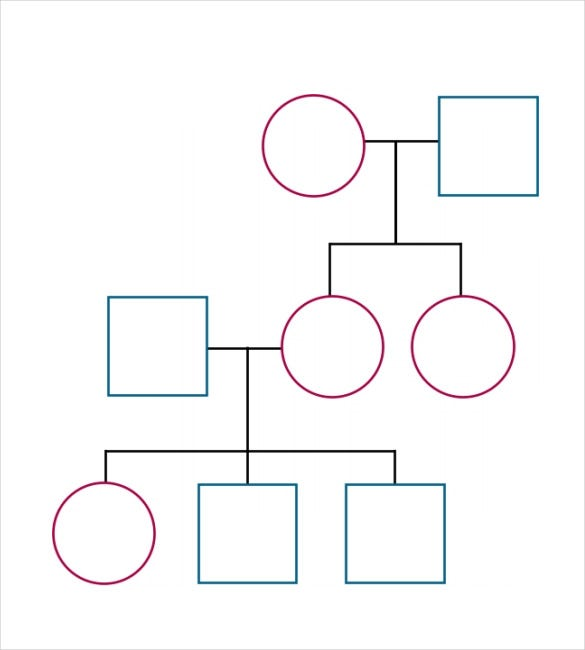 Blank Family Tree Template 31 Free Word PDF Documents Download – Blank Family Tree Template