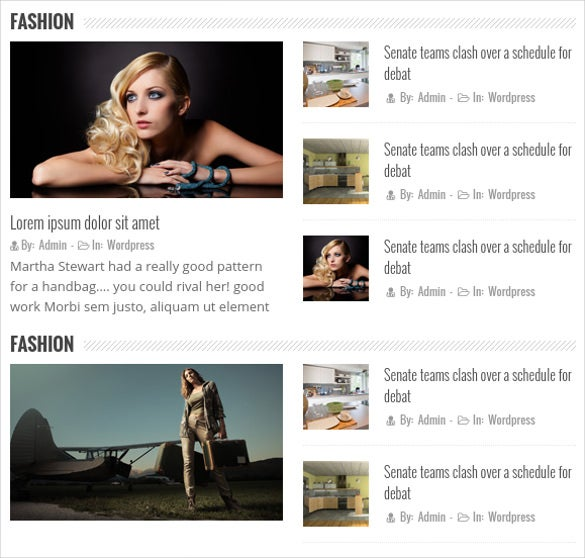 ez news html5 template1