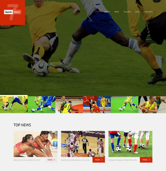 sports news responsive wordpress bootstrap theme1
