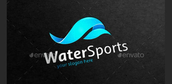 water sports logo download
