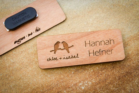 magnetic name tag printable template download