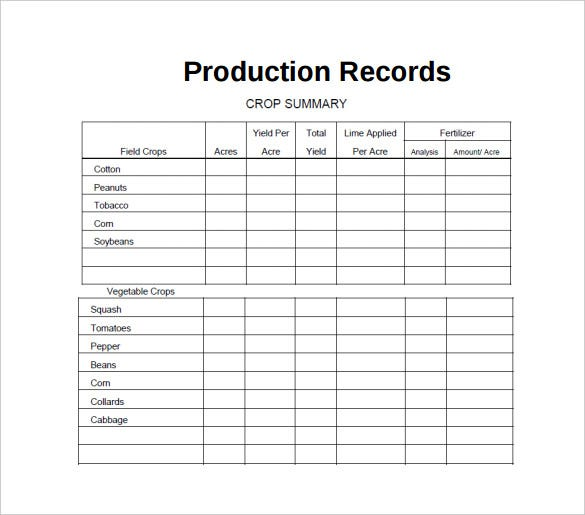 farm accounting spreadsheet pdf template free download1