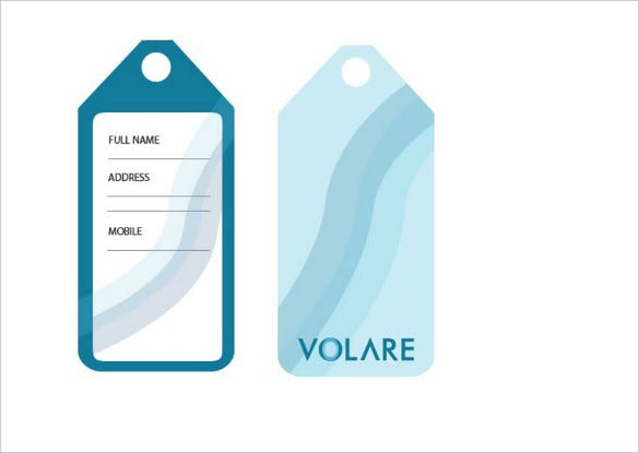 volare free tag template download1