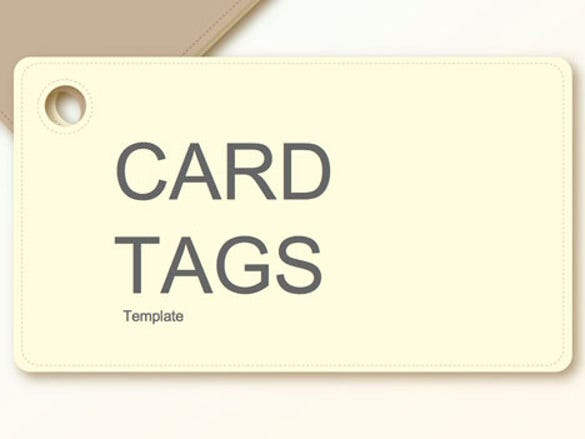 free card tags download for free1