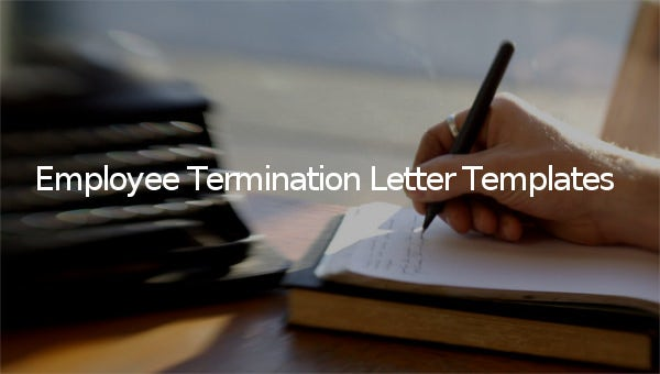 employeeterminationlettertemplates