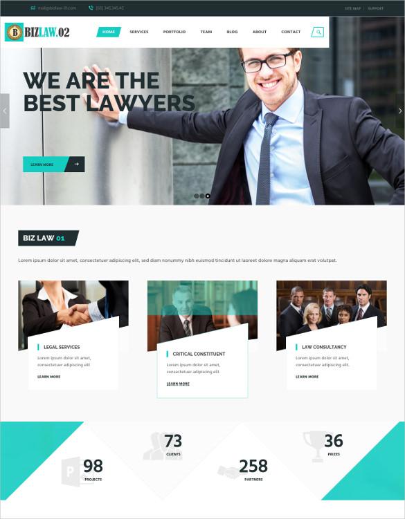 16+ Law & Legal Joomla Themes & Templates | Free & Premium Templates
