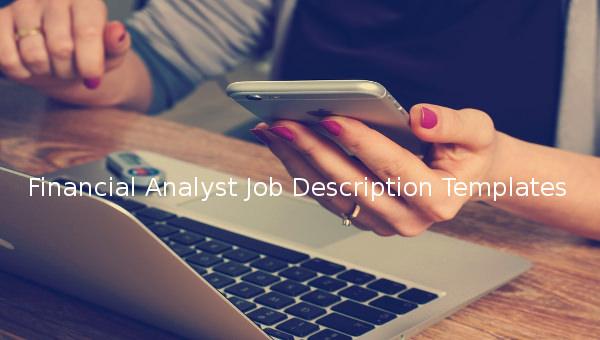 financialanalystjobdescriptiontemplate