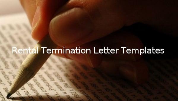 rentalterminationlettertemplates