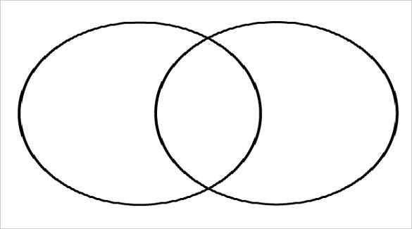 Venn Diagram With 2 Circles Ukrandiffusion