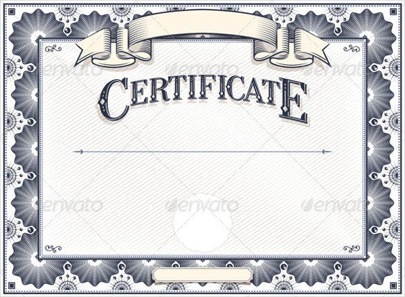Adoption Certificate Template  VisualbrainsInfo