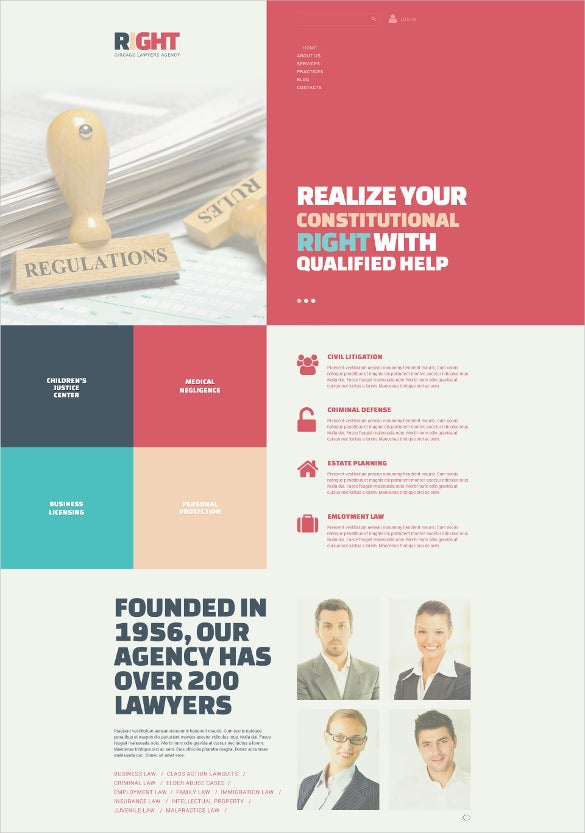 law legal agency joomla druplatemplate