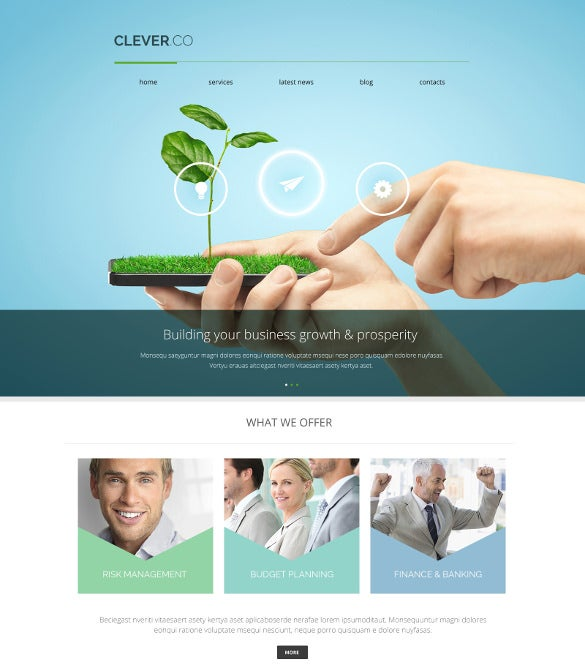 marketing agency marketing wordpress theme 75