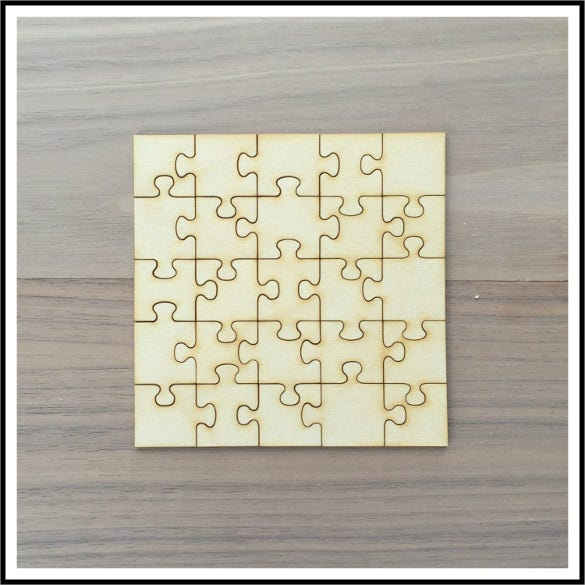 Puzzle template blank puzzle template free premium for Puzzle cut out template