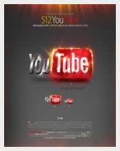 Thematic Youtube Icon