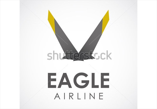 Eagle Wings Airline Logo