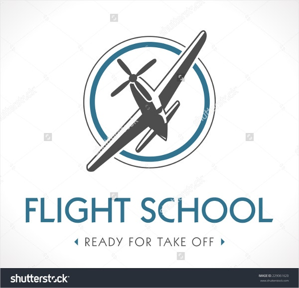 Airline School Logo
