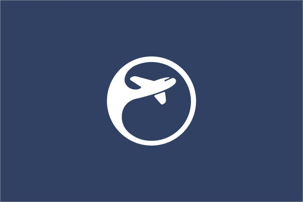Travel Airline Logo Design