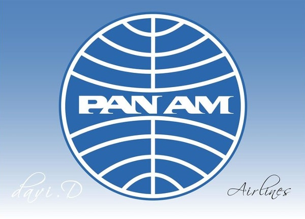 Pan America Airlines Logo