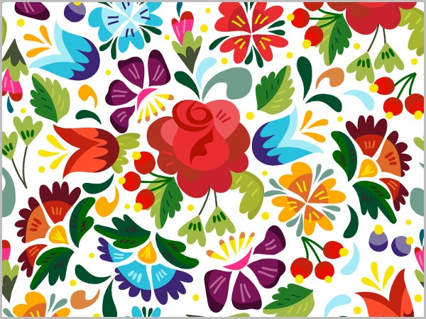 19 Floral Pattern Free Psd Ai Vector Eps Format Download