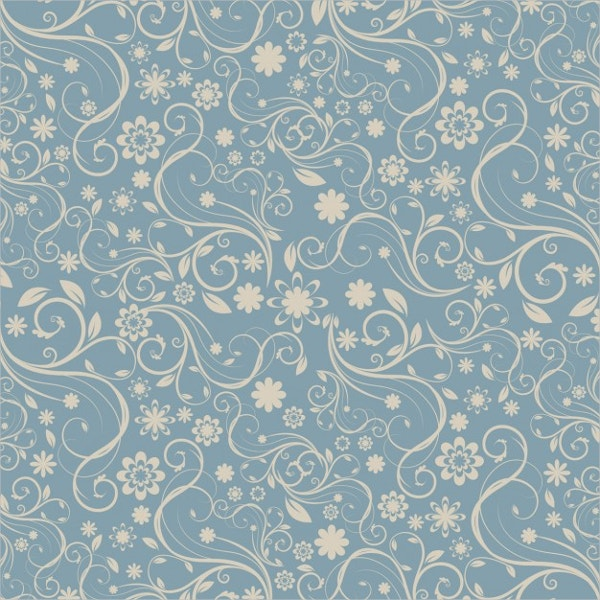 decorative floral pattern1