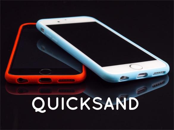 quicksand dash