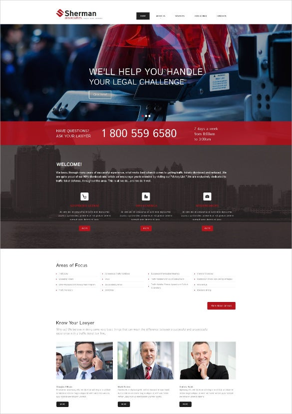 progressive law legal moto cms html php template