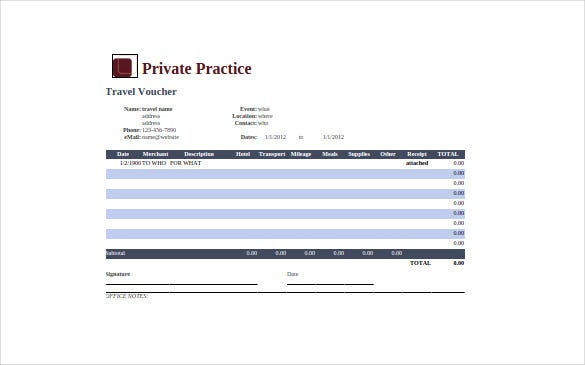 private practice google spreadsheet template download
