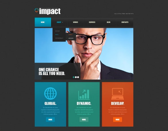 mild marketing agency joomla template