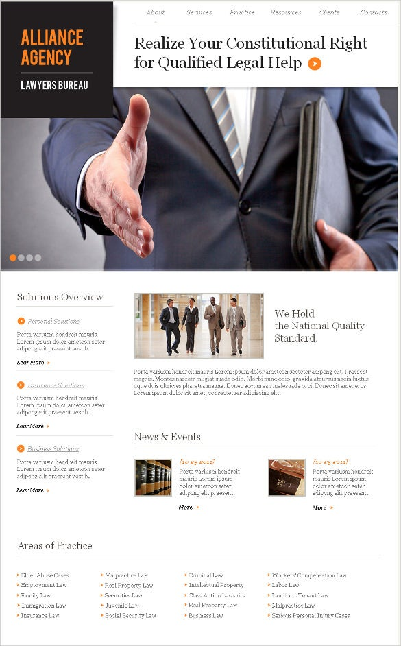 law legal corporate moto cms html website template
