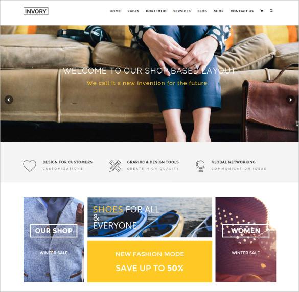 multipurpose wordpress corporate ecommerce website theme