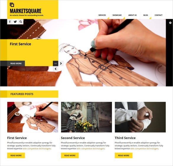 marketsquare drupal theme