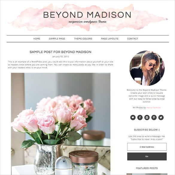 beyond madison marketing wordpress theme
