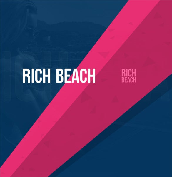 design of rich beach app1