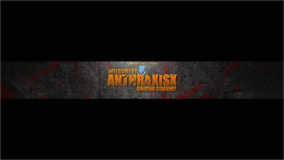 anthraxisx-gaming-youtube-channel-art