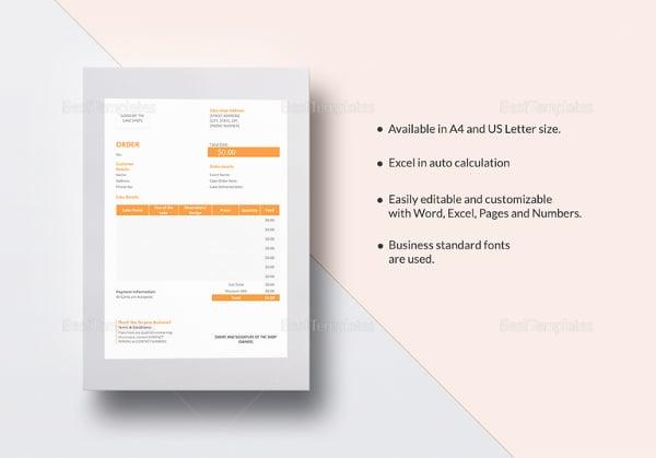 cake-order-template