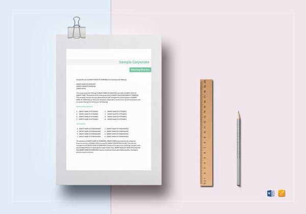 corporate-meeting-minutes-template-in-doc