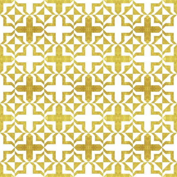 cross tile patterns