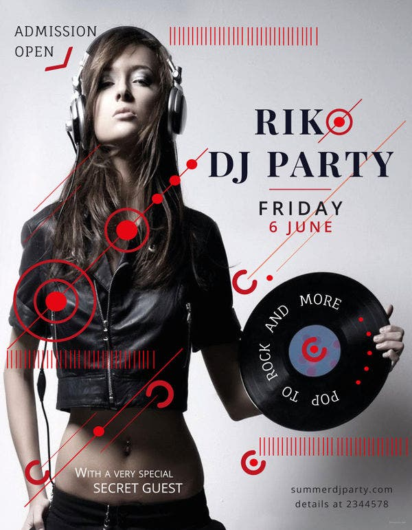 dj-party-flyer-template