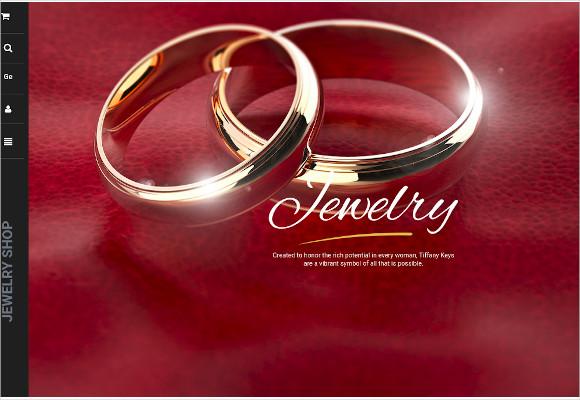 elegance magento responsive jewelry theme