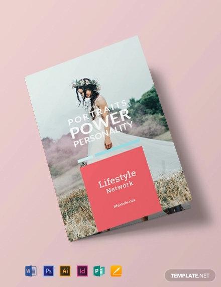 free bifold brochure template