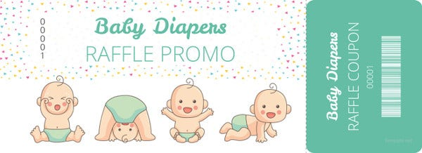 free-diapers-raffle-ticket-template