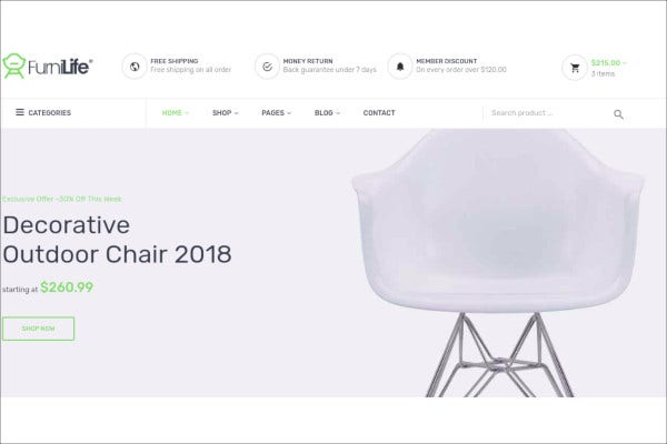 furniture ecommerce bootstrap 4 template 17